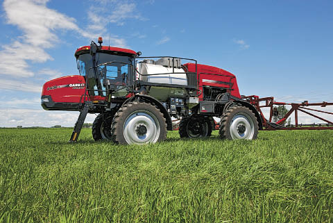 CASE IH Patriot Award