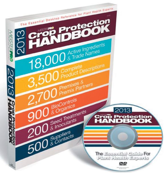 2013 Crop Protection Handbook