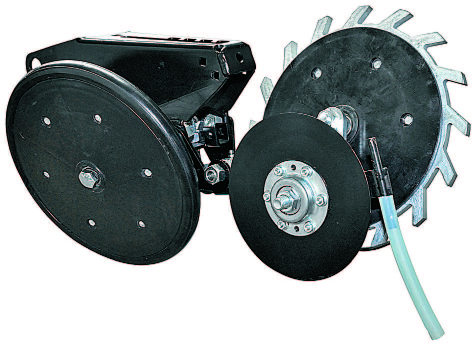 Generation 2 Liquid Fertilizer Disc