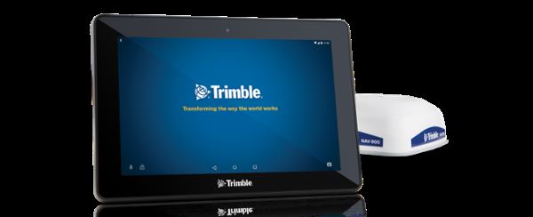 New Product: Trimble GFX-750 Display System System offers